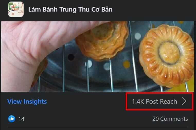 chỉ số reach trên facebook giúp đánh giá nội dung tốt hay không