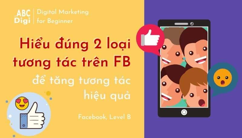 cách tăng tương tác trên facebook