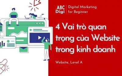 Website là gì? 4 Vai Trò Quan Trọng Của Website trong kinh doanh