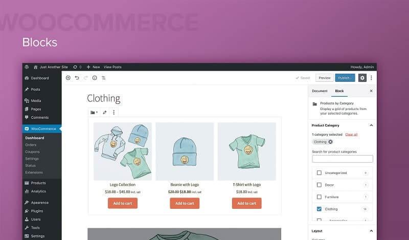 Làm website bán hàng với woocommerce