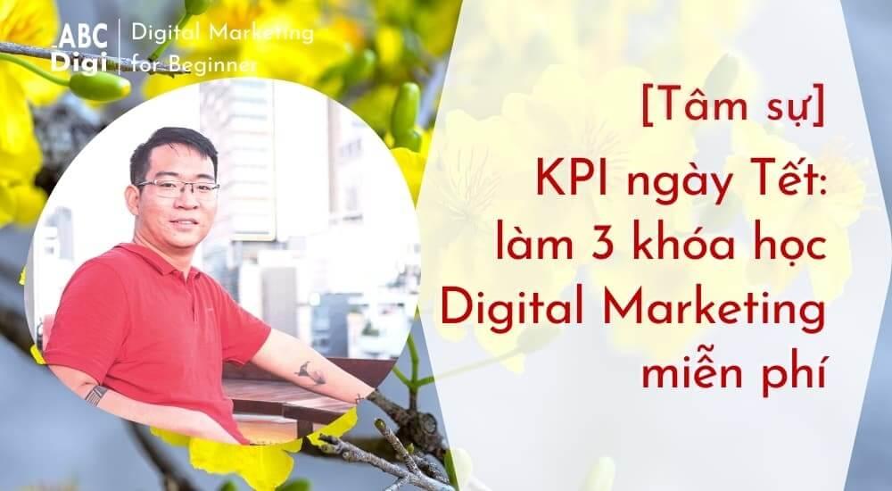 Tâm sự KPI ngày Tết