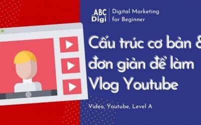 Cấu Trúc Vlog Video cơ bản & đơn giản nhất cho Newbie